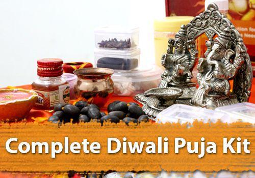 Complete Diwali Puja Kit