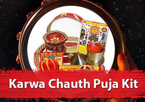 Karwa Chauth Puja Kit